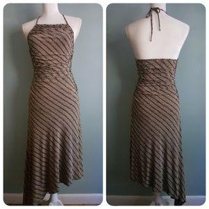 Vintage Max Studio Halter Dress